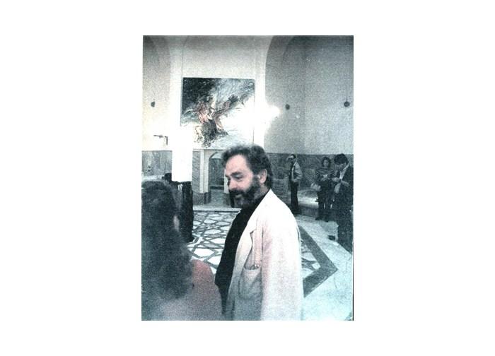 Arnulf Rainer, Mimar Sinan Hamamı