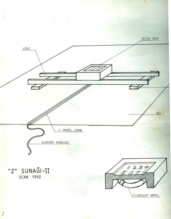 cengiz çekil work design