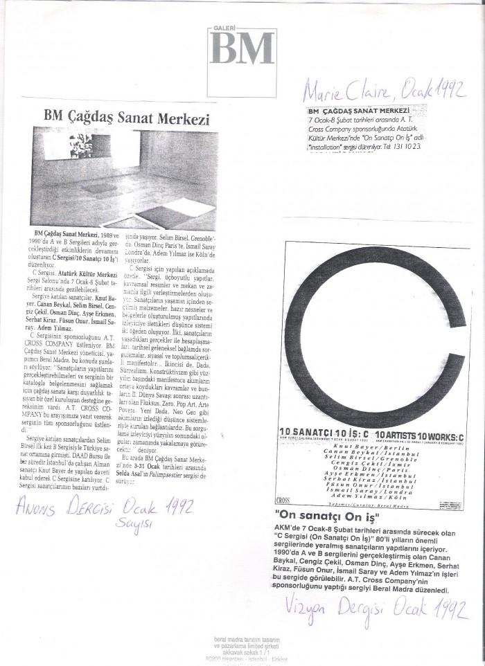 press review1
