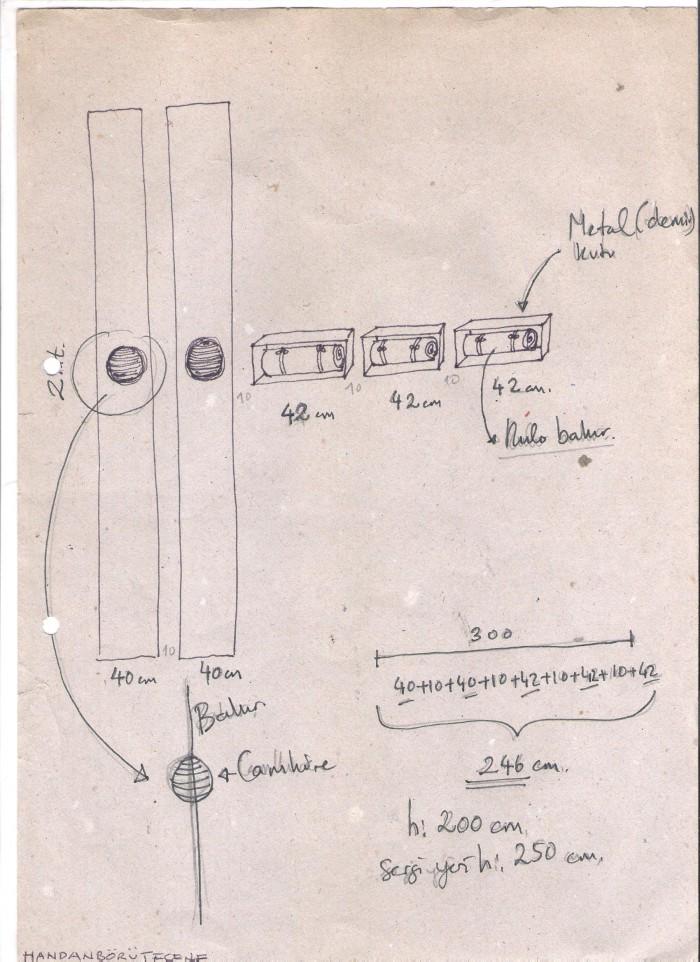 handan börütecene-work design