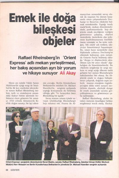 12-gösteri, june 1994