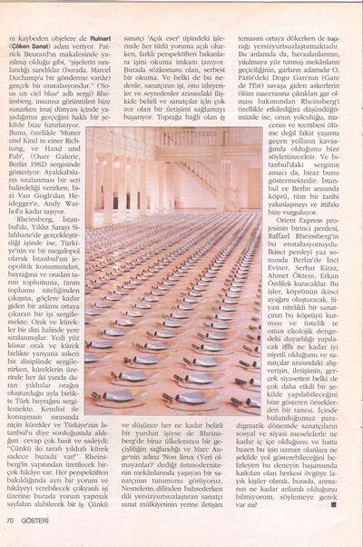 14-gösteri, june 1994