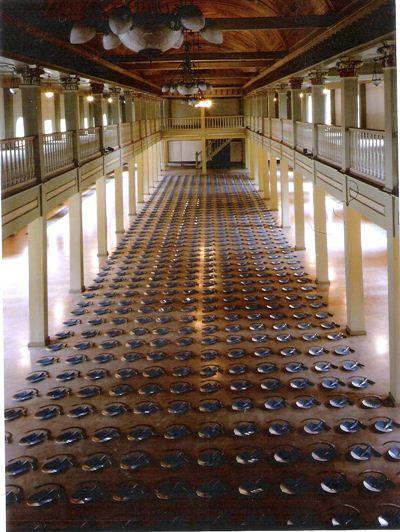 16-installation at yıldız armory