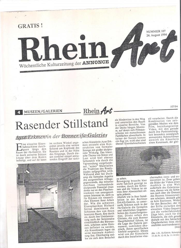 rhein art-24 august 1994