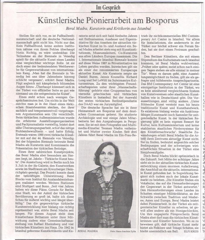 tagesspiegel-24 june 1994