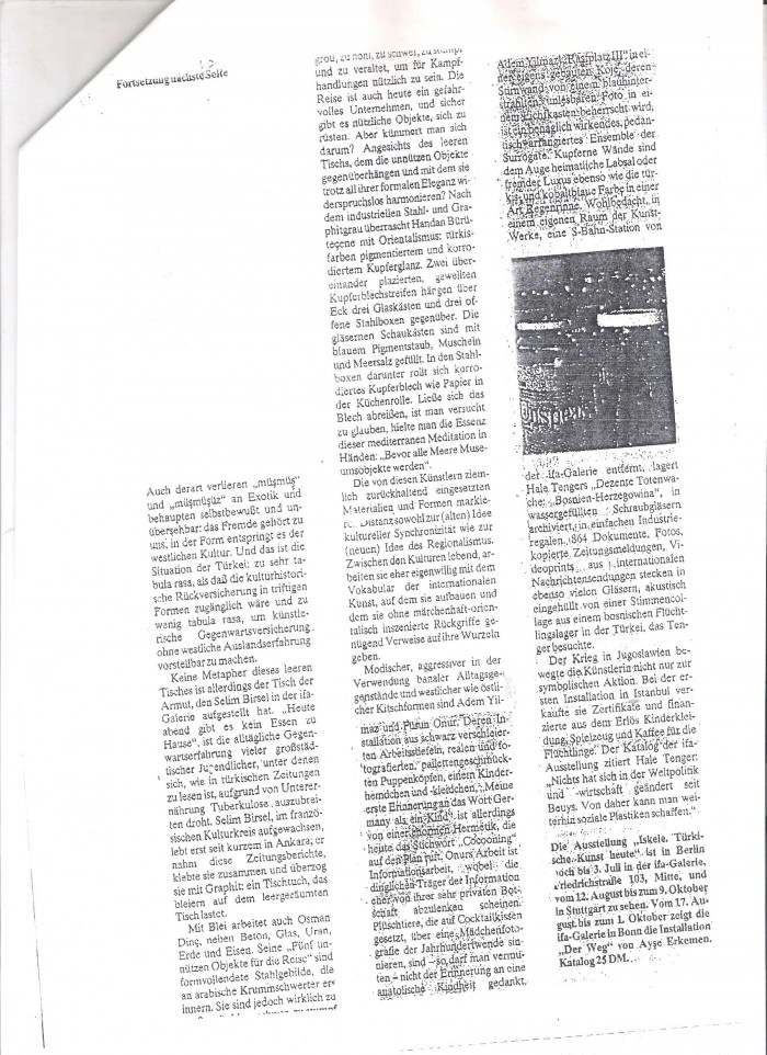 tageszeitung-8june 1994-2