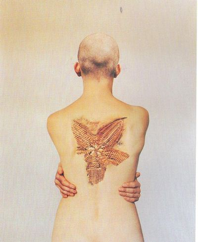alexia wright-archeology of the self, 1998