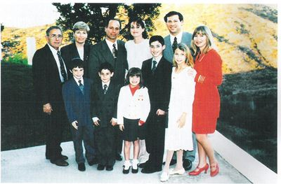 smadar dreyfus- untitled family, 1998