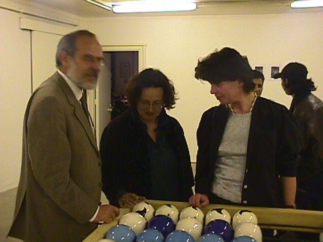 opening with goethe institut direktor