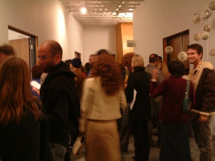 crazyspace, santa monica, sergi açılışı, nisan 2003