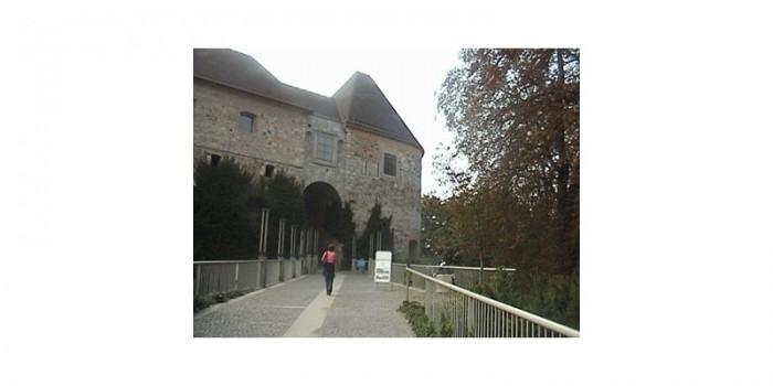 gül ılgaz at castle entrance
